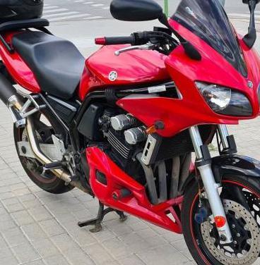 Yamaha fz1 s fazer (2006-2007)