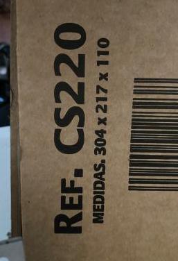 Cajas de envío