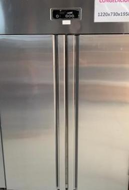 Eco congelador acero