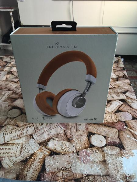 Auriculares inalambricos energy sistem smart 6