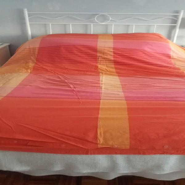 Funda edredón cama 135