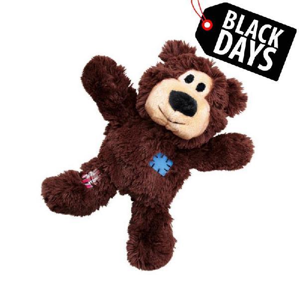 Kong wild knots oso de juguete para perros