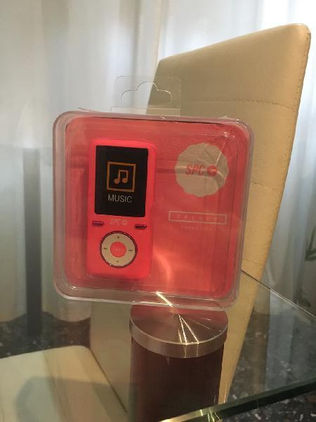 Mp3 spc rosa nuevo