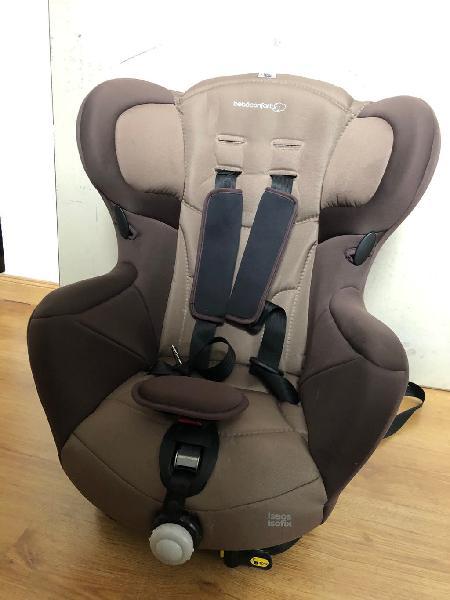 Silla de coche bebé confort con isofix grupo 1