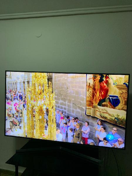 Smart tv samsung 65 pulgadas uhd 4k