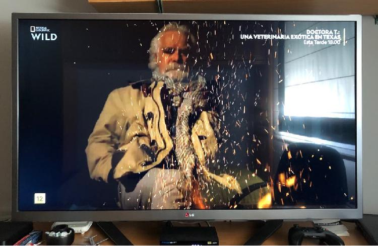 "Tv hd lg 47"" 3d smart tv"