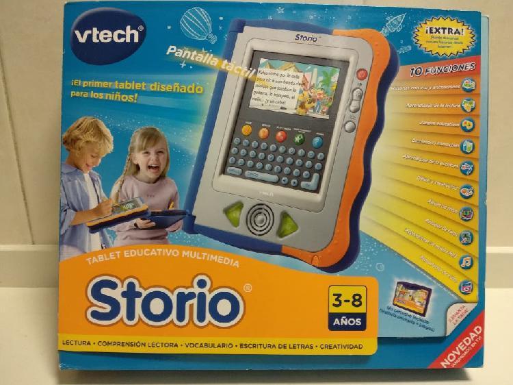 "Tablet storio para niños """