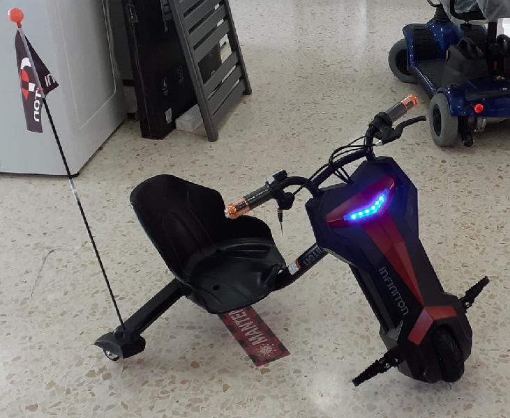 Triciclo 3 ruedas