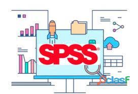 curso y docencia para el programa spss