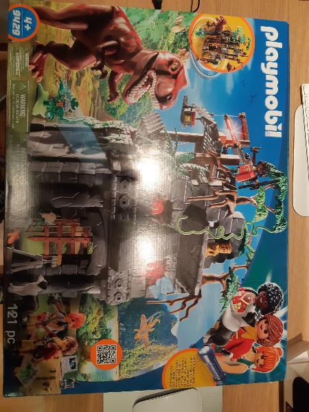Playmobil set 9429 dinosaurio