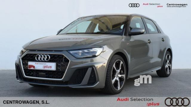 Audi a1 sportback 30 tfsi gasolina gris