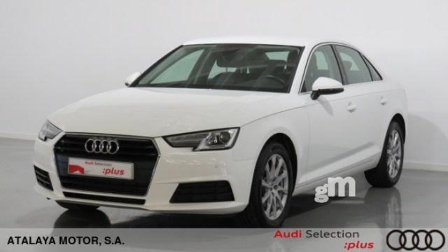 Audi a4 2.0 tdi diésel blanco
