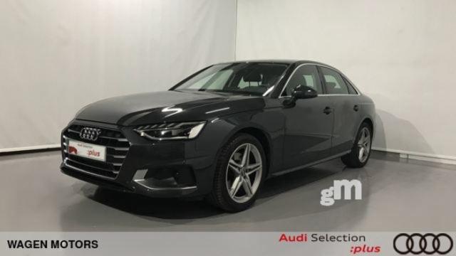 Audi a4 35 tfsi gasolina gris
