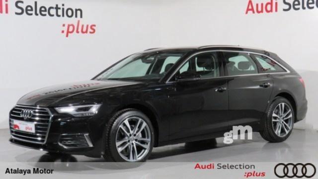 Audi a6 avant 40 tdi diésel negro