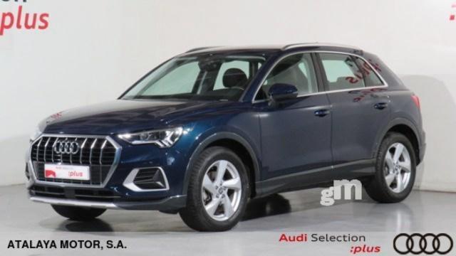 Audi q3 35 tfsi gasolina azul