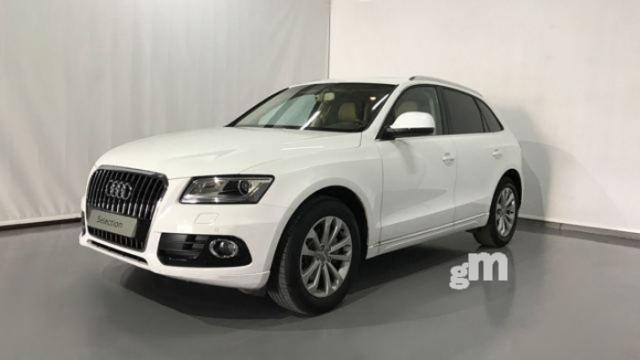 Audi q5 2.0 tdi diésel blanco
