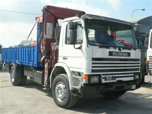 Cabina para scania serie 4 (p/r 124 c) camión