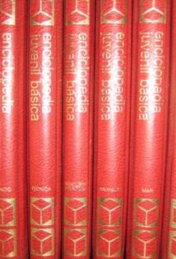 Enciclopedia juvenil básica 6 tomos
