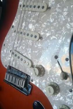 Fender stratocaster usa 50 anivers 1996