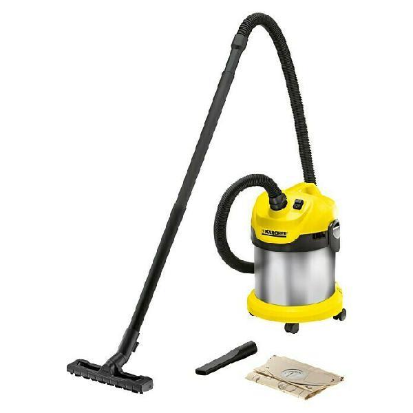 Kärcher aspirador en seco y húmedo wd 2 premium basic