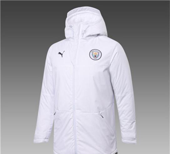 Manchester city 2021 abrigos de futbol