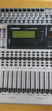 Mesa de mezclas behringer ddx3216