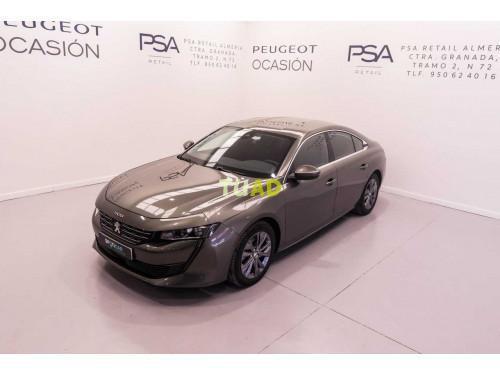 Peugeot 508 puretech 130kw (180) s&s eat8 active