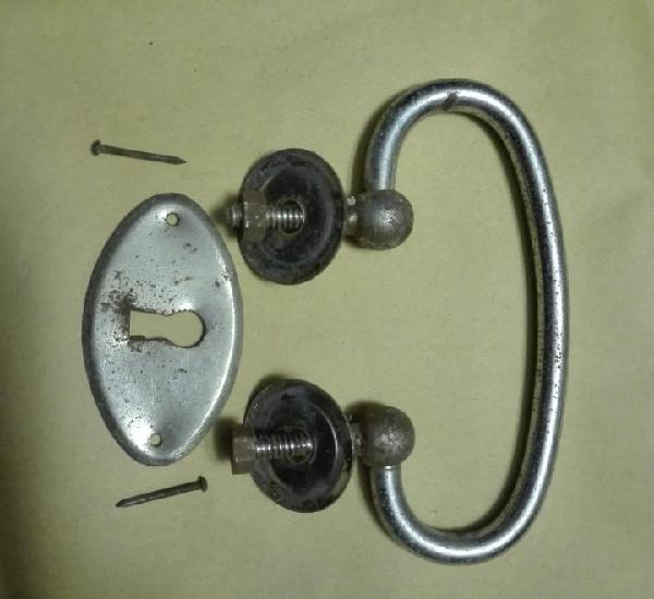 Sigma asa y ojo de llave de la tapa de maquina de coser
