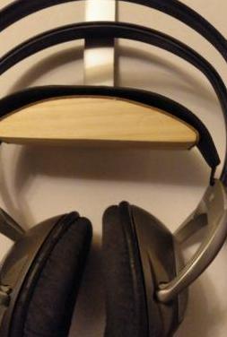 Soporte de cascos y auriculares