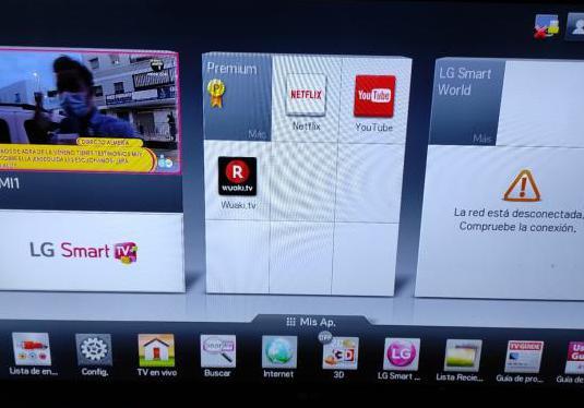 Tv lg 37lm620s smart tv