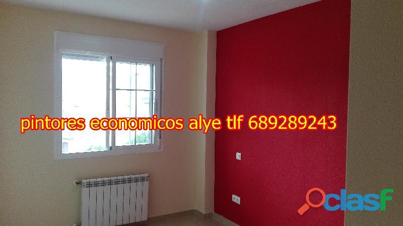 pintor economico en mostoles. dtos. de mes. llame y pregunte 689289243 españoles