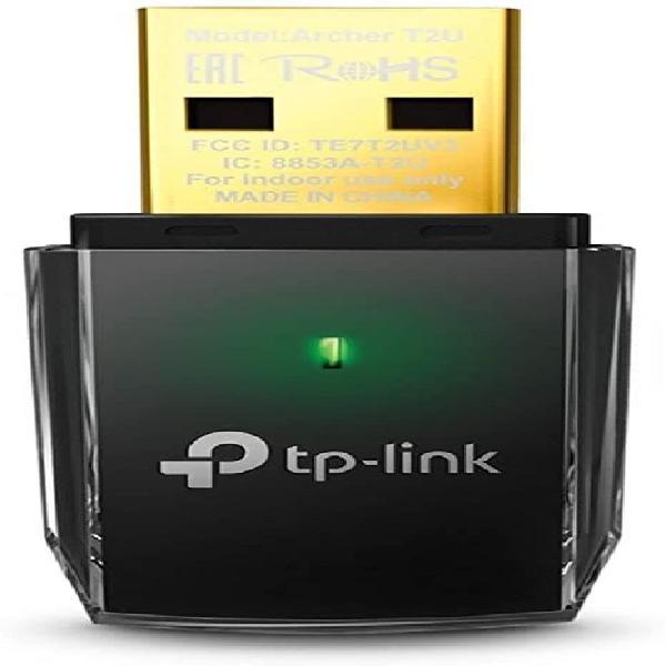Archer tp-link t2u adaptador wifi usb banda dual