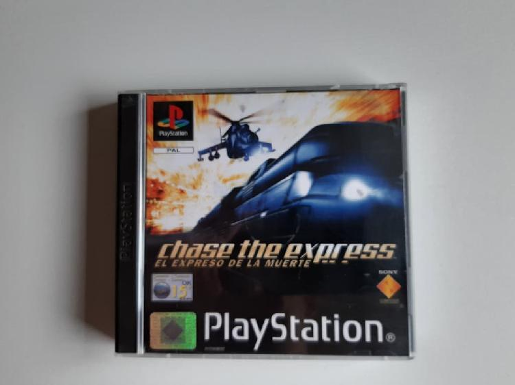 CHASE THE EXPRESS.PS1