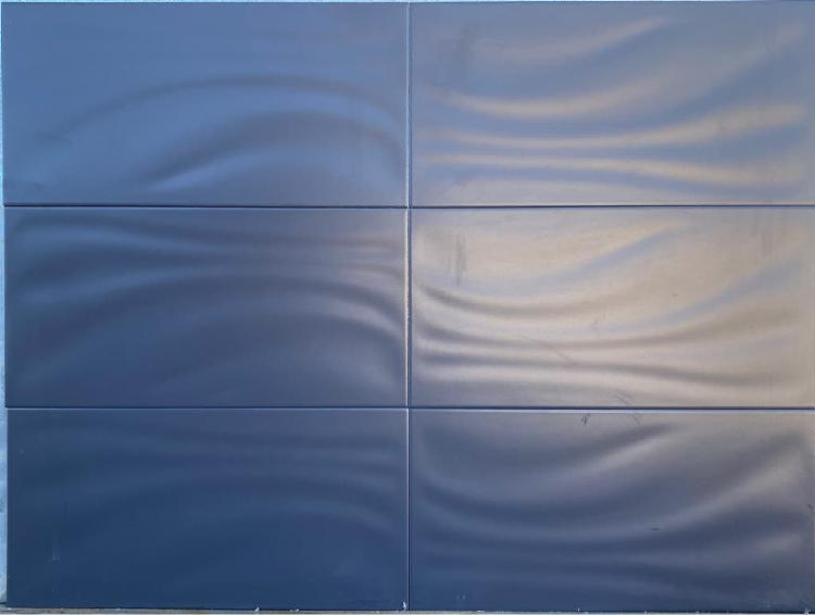 Ceramica de 22x44 color antracita