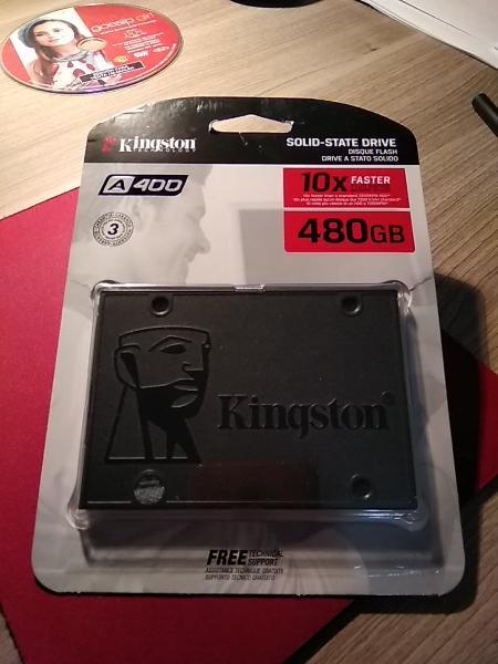 Disco duro 480gb ssd