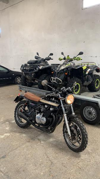 Kawasaki zephyr 550, itv 11/2021