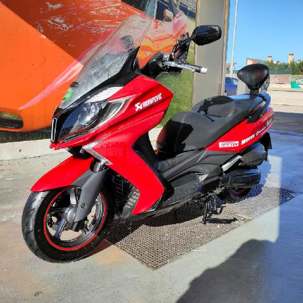 Kymko superfino 125cc con garantía oficial