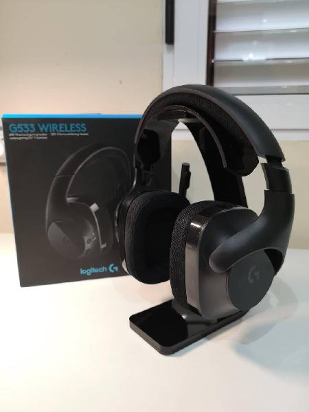 Logitech g533 auriculares gaming inalámbricos 7.1