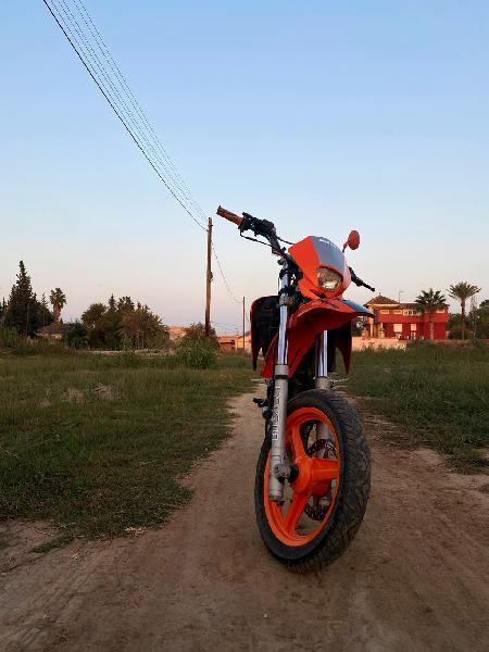Motor hispania ryz 49cc