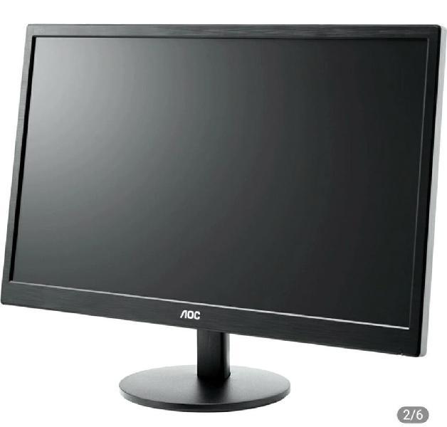 """Nuevo monitor 19"""" led e970sw aoc"""