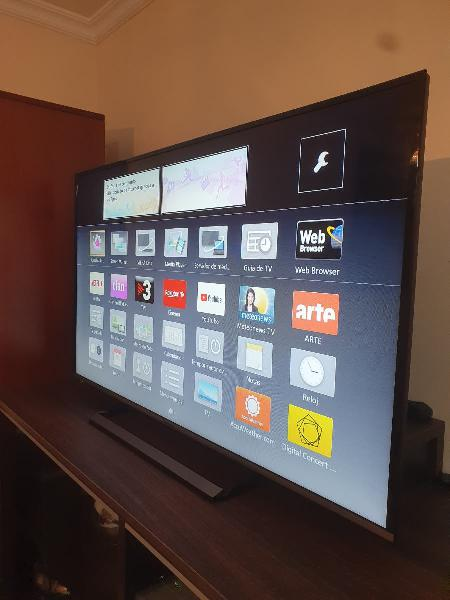 Panasonic smart tv 50 pulgadas