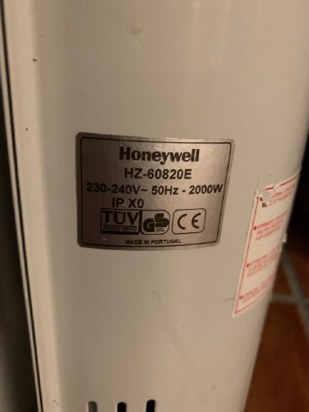 Radiador aceite honeywell