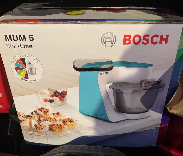 Robot de cocina bosch mum 54y00
