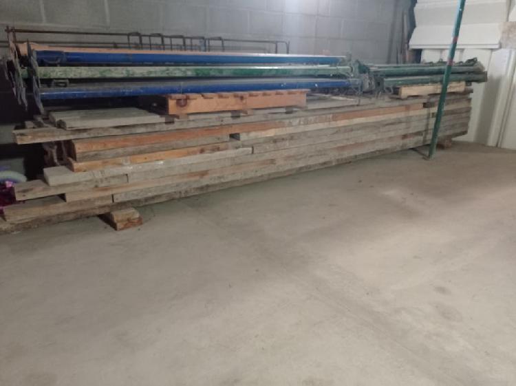 Tabloncillos de obra 15x5 encofrado usados