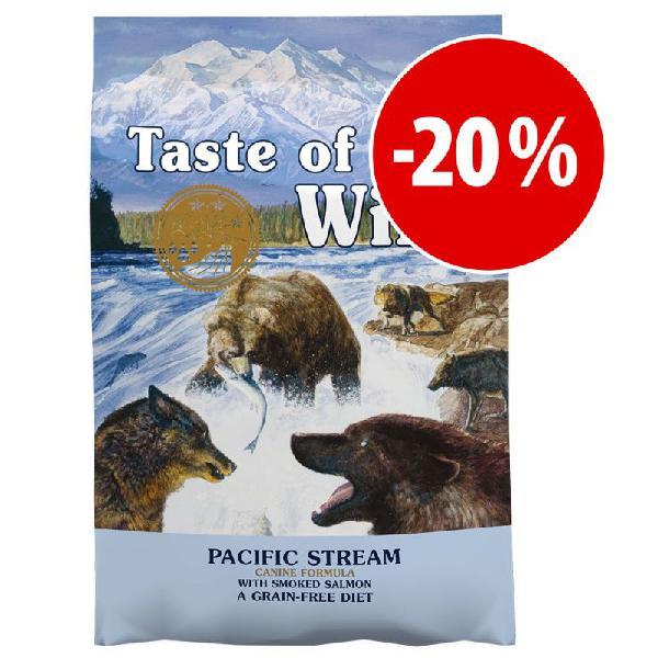 Taste of the Wild pienso para perros ¡con gran descuento!