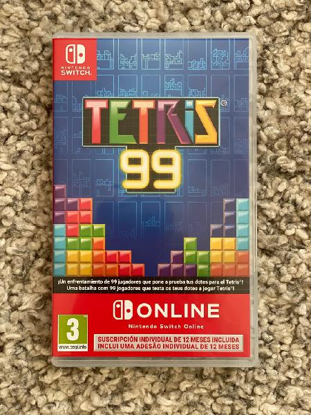 Tetris para nintendo switch
