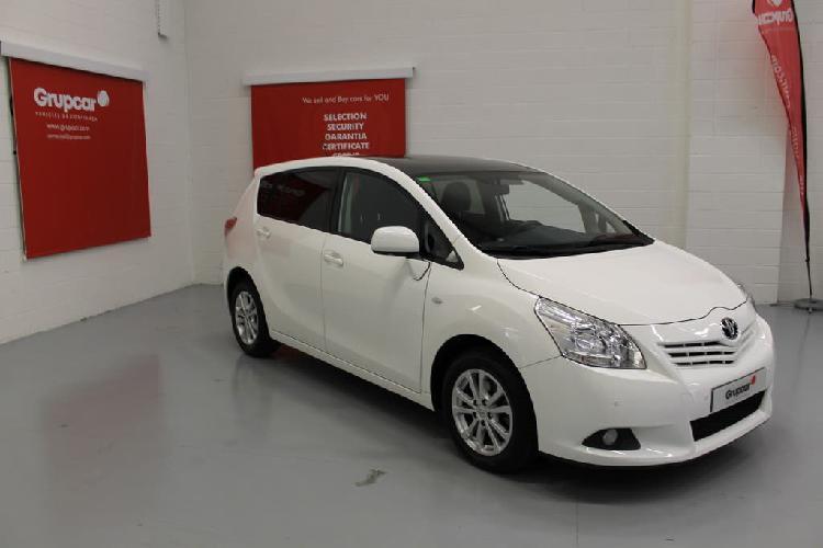 Toyota verso gasolina 132cv 7 plz garantia 1 año