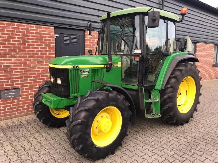 Tractores agrícolas John Deere 6110 SE Madrid