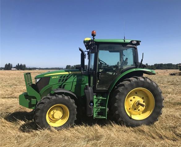 Tractores agrícolas John Deere 6130R Córdoba