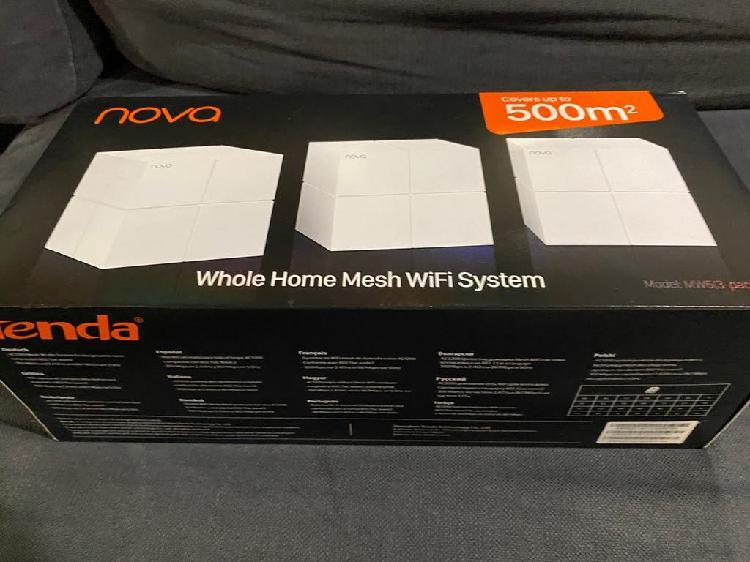 Wifi tenda nova 3 ud mw6 , router , extensor ,